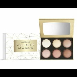 "Bare minerals ""you had me at glow"" eye & face"